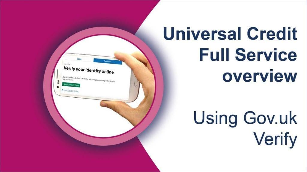universal credit number